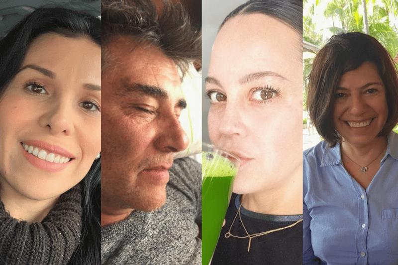 5 personas nos cuentan lo que pasó con sus arrugas al usar Nuda Est®